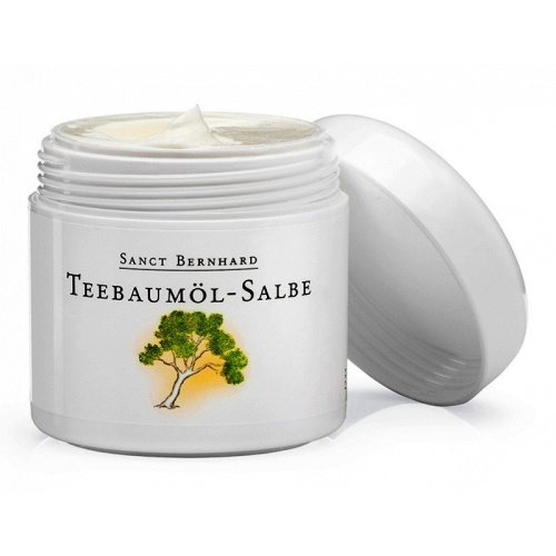 Sanct Bernhard Mast s Tea Tree olejem 100 ml
