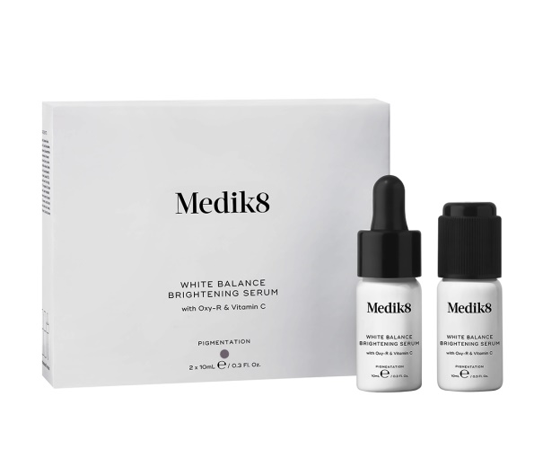 Medik8 White Balance Brightening depigmentační sérum 2 x10 ml