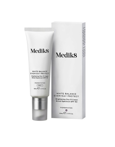 Medik8 White Balance Everyday Protect denní krém proti pigmentaci 50 ml